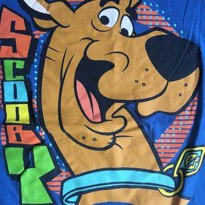 Boys Scooby Doo Vtg T shirt M 10 12